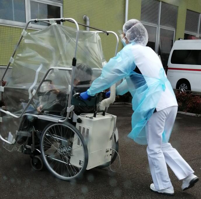 新型コロナウイルス検査